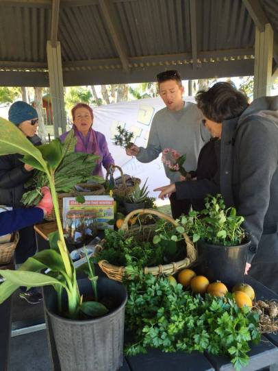 Food and community... that's what it is all about