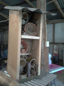 Insect hotel by TG
