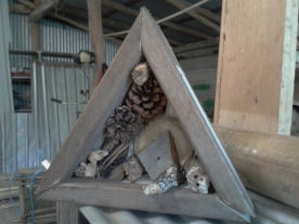 Insect hotel by Jazz