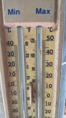 45°C!!!